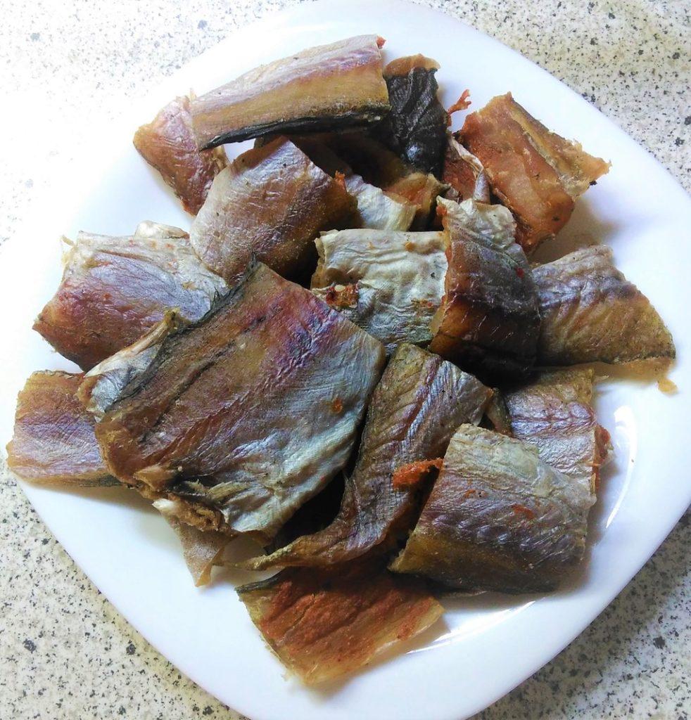 Рыбка с перцем в домашних условиях 317